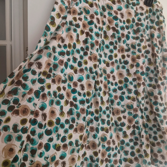 Cottage Core style skirt